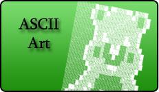 Facebook Ascii Art